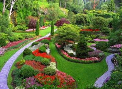 feng shui jardin