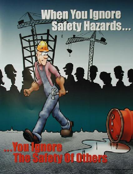 Unsafe Acts In The Workplace http://blog.scottbellware.com/2010/09/workplace-safety-for-software.html