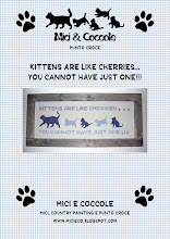 KITTENS ARE LIKE CHERRIES...