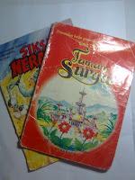 buku neraka dan buku surga