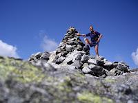 Summit of Leum Uilleim
