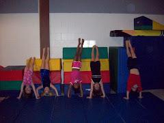 Nice Handstands!
