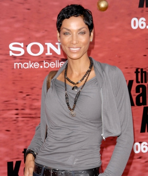 nicole murphy children. Nicole Murphy looked amazing