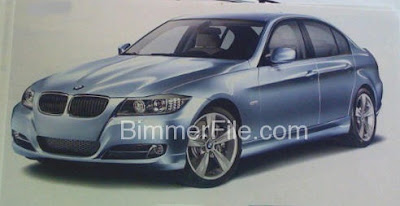 BMW E90 3 Series brochure image