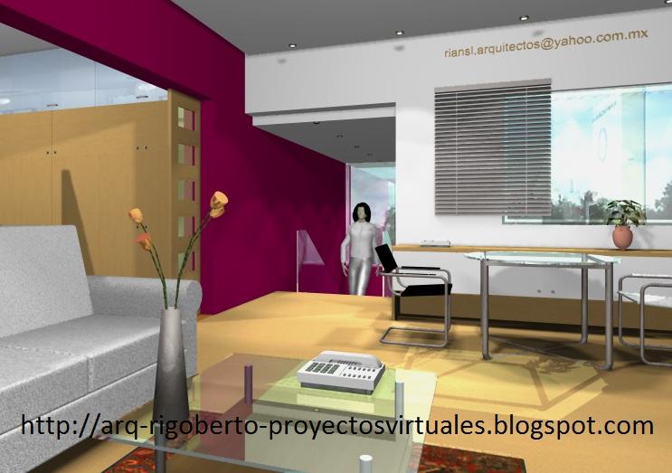 Concepto y síntesis arquitectónica son elementos fundamentales para riansl.arquitectos, diseño 3D