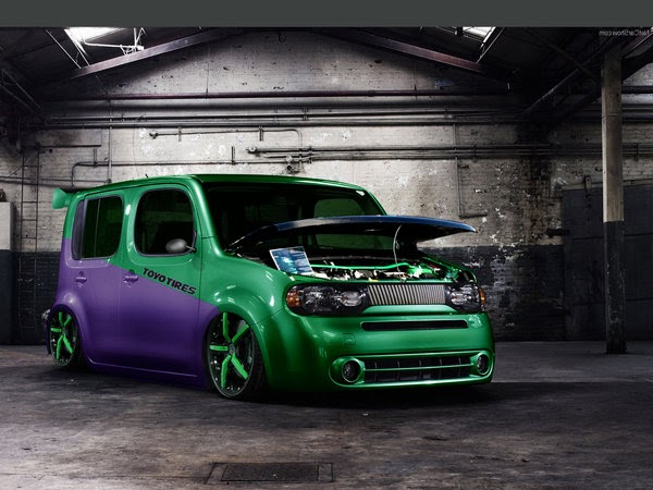 Nissan Cube Named A 2009 Top 10 Coolest New Car Under
