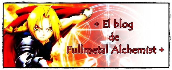 El blog de Fullmetal Alchemist