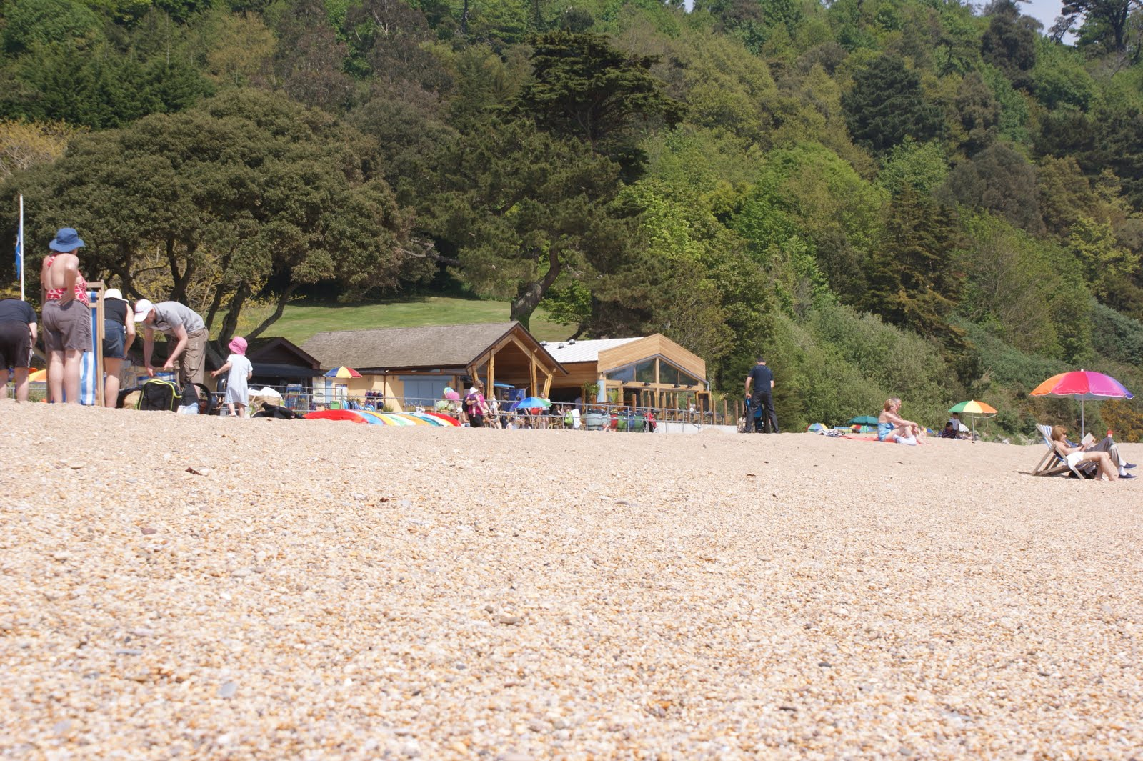 Blackpool Sands Venus Beach Cafe