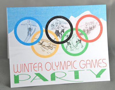 Party of the Month: Winter Olympics Party