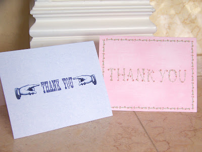 Free Printable Thank You Cards for Anytime by BNute Productions Party Place