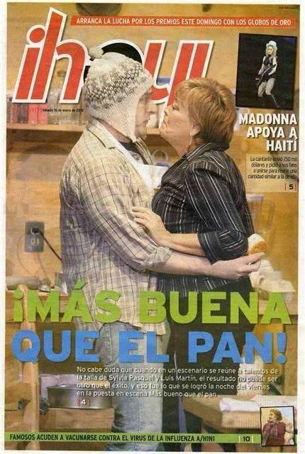MAS BUENO QUE EL PAN 2