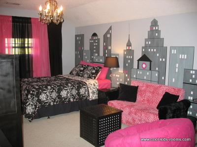 Black And Pink Bedroom Ideas – Bedroom Decor Ideas