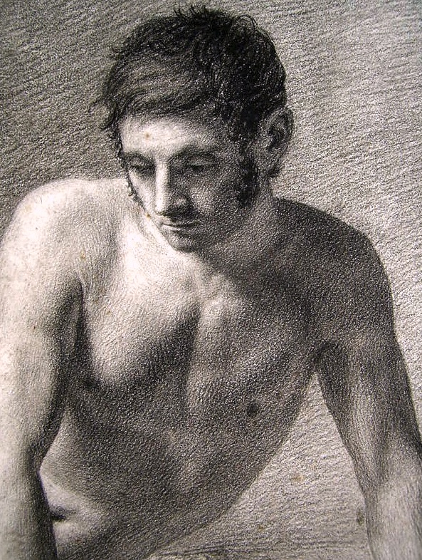 Life Class: The Academic Male Nude 1820-1920