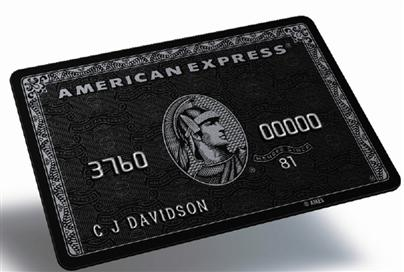 re American Express Black