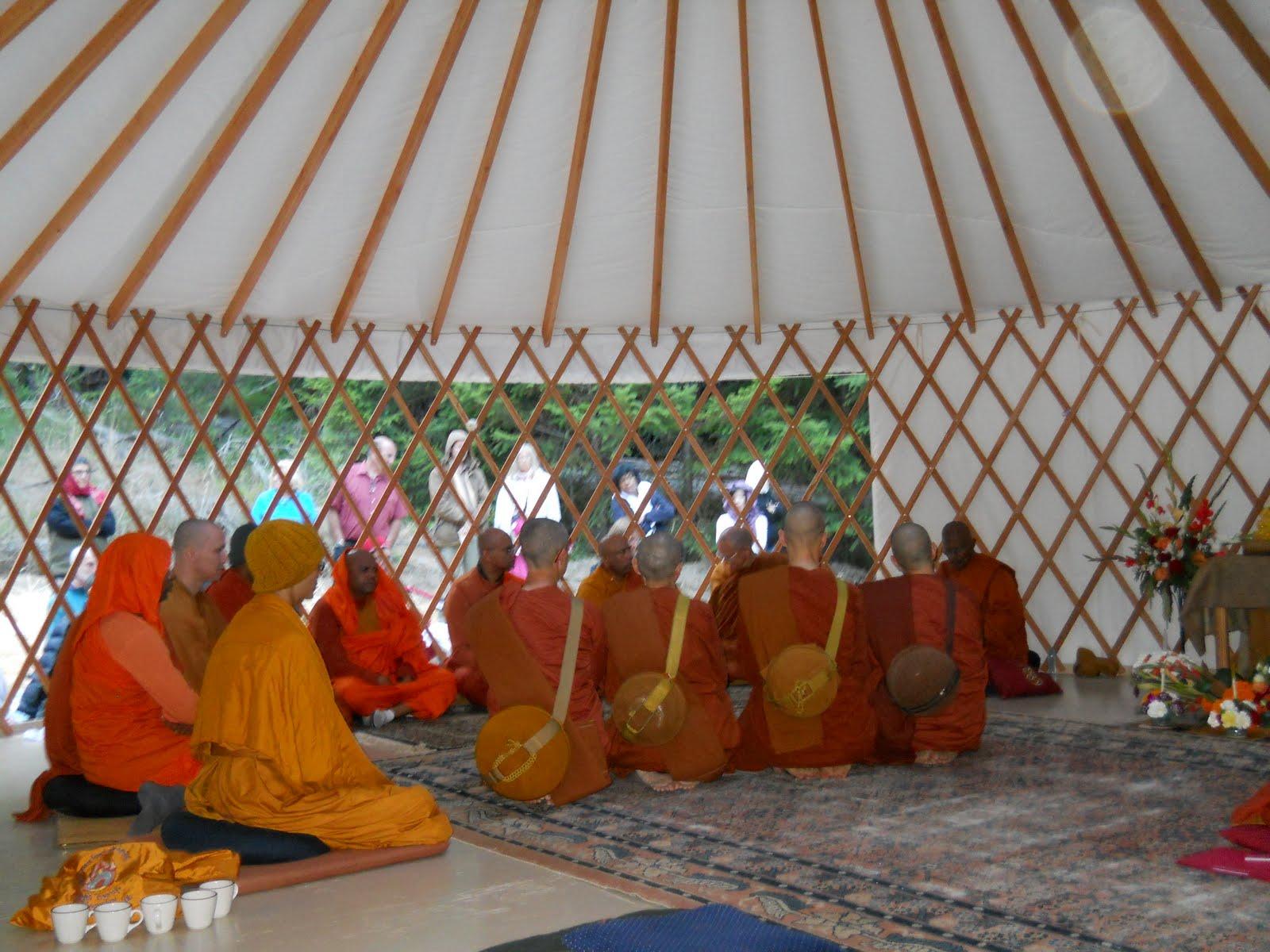Aranya Bodhi: Awakening Forest Hermitage: Joy
