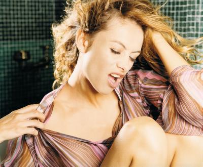 Fotos Descuidos de las famosas MujerdeElite - imagenes de paulina rubio sin ropa