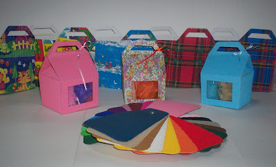 Cajitas de regalo cajitas de carton corrugado - Cajas de carton decoradas para regalos ...