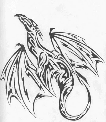 Dragon Tattoos ( 2 )