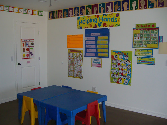Happy Hands Classroom