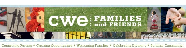 CWE Families & Friends Blog