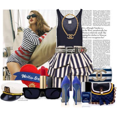 Sweetly Chic Fashion Blog Sail Away With Style Fashion