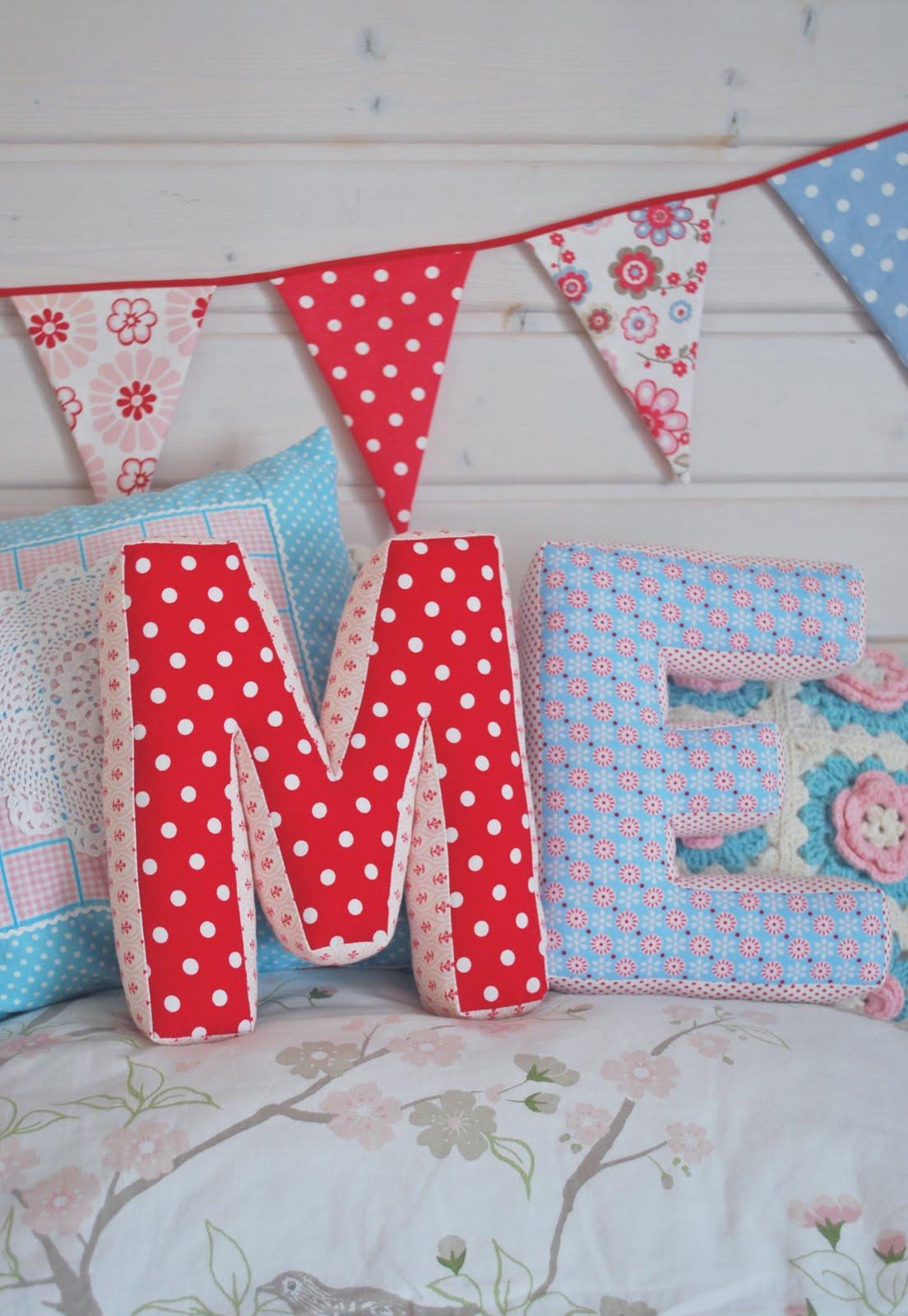 Сшить подушки буквы своими руками выкройки