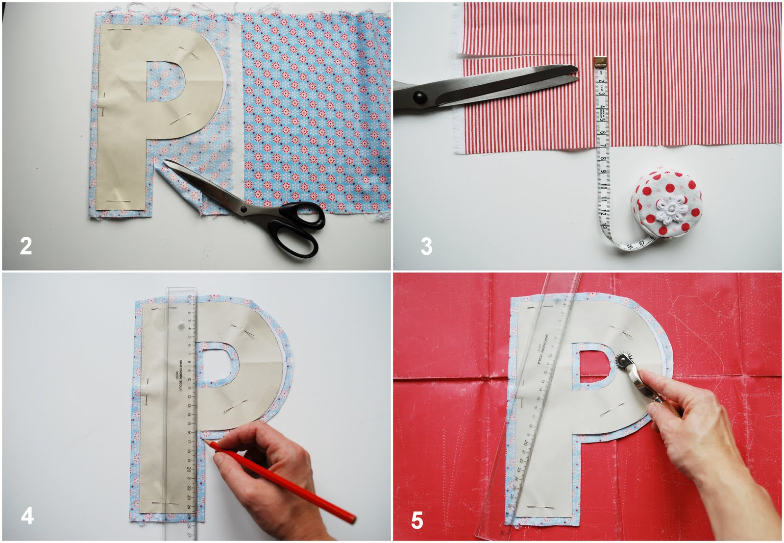 Как сделать буквы своими руками фото