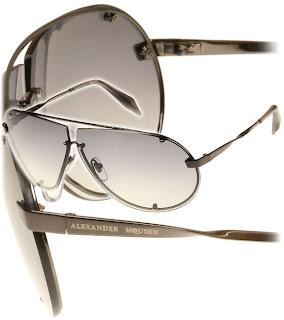 mcqsun 4075srlmp - Alexander McQueen Bayan Güneş Gözlükleri