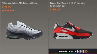 nike1 - Nike Ayakkab� Air Max Serisi,Fiyatlar�