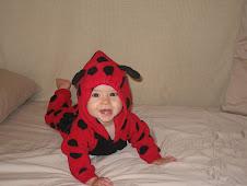 Hadley's Halloween costume