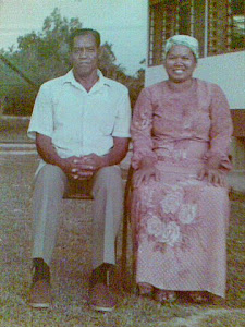 my late mom and dad