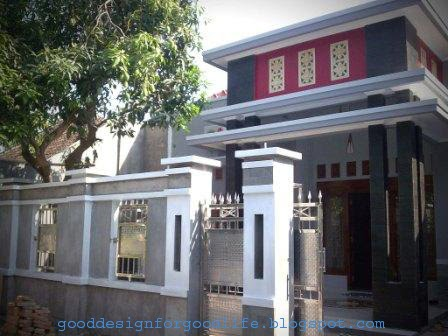 gambar depan rumah on angunan ini adalah rumah saudara sepupu saya yang terletak di daerah ...