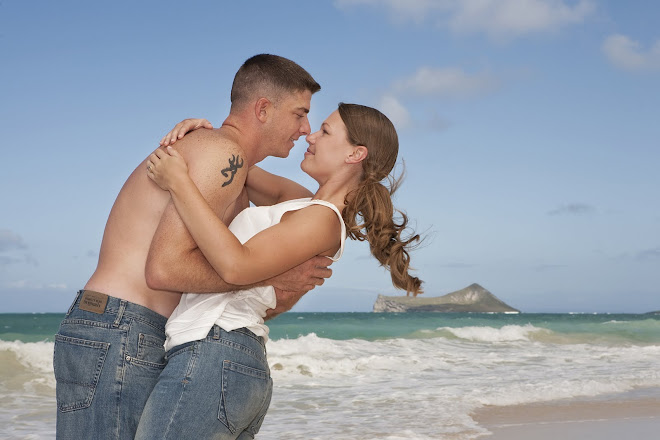 Hawaii Honeymoon Photography