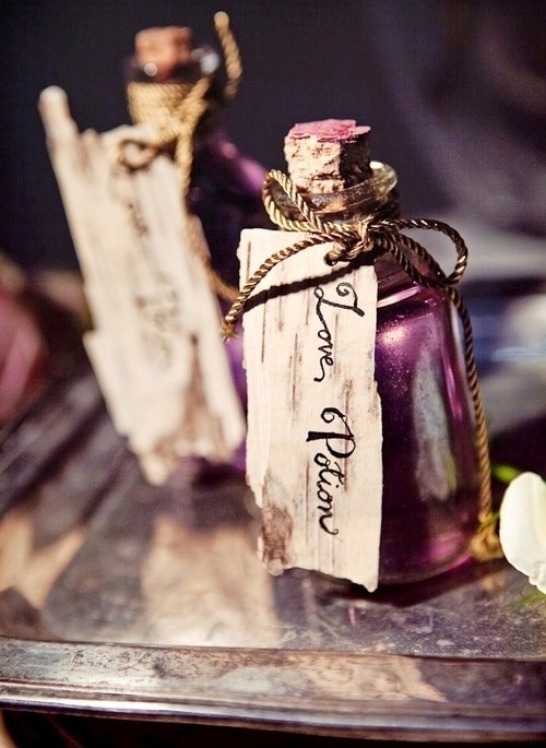 LIVE DREAM LOVE: Love Potion Number Nine