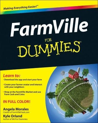 Es verdad que existe FarmVille para Dummies