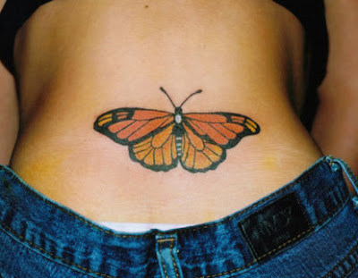 Fad or not, Lower Back Butterfly Tattoos has turn out to be ingrained within