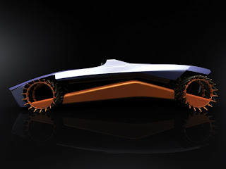 Eco Transportation Phoenix Concept Car Future
