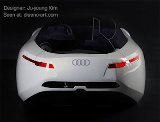 New Concept Car Audi ASQ Design