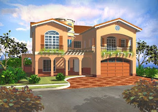 Concept Modern Spanish Home Design Ideas