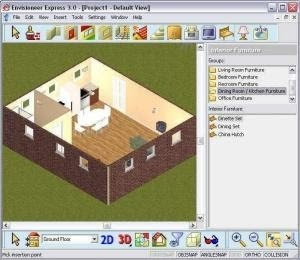 Modern Concept Home with Design Software