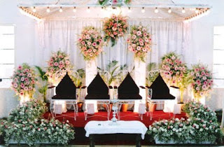Modern Design Wedding Decoration Tips