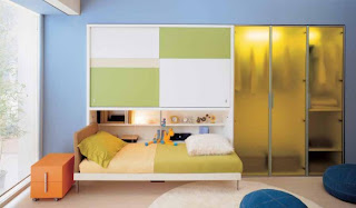Decoration in teen bedrooms