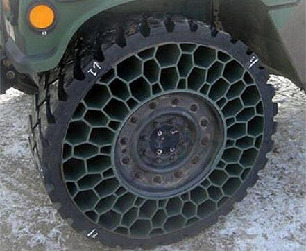 Resilient Technologies Non-Pneumatic Tires