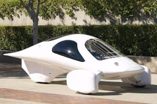 New Famous Modern Futuristic Aptera concept car future