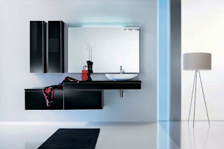 Design Modern Black Bathroom Furniture Collection-a perfect example of amazing modern and minimalist furniture