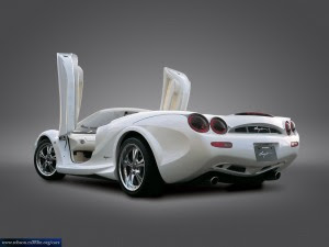 Luxury Design Futuristic Honda NSX Concept Car By Mitsuoka Orochi