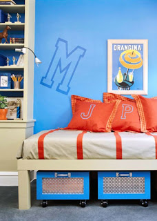 Modern Design Teen Rooms decoration