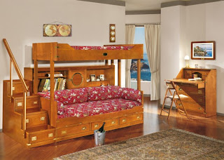 design modern furniture for girls and boys bedrooms