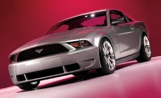 Ford Mustang Car 2010