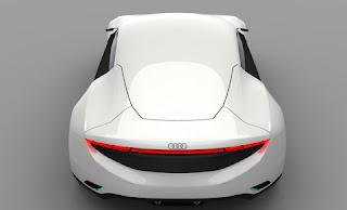 New Audi A9 Concept Car